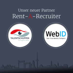 Read more about the article WebID – Neuer Rent-A-Recruiter Partner